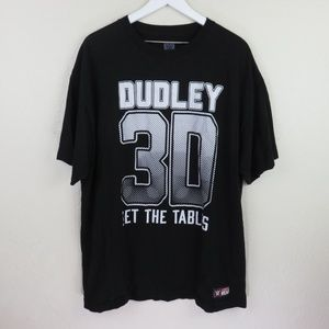 WWE Authentic Dudley Boys 3D Get the Tables TShirt
